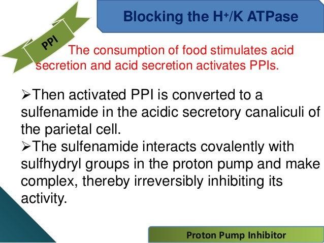 Proton Pump Inhibitor