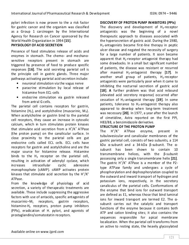 global and china proton pump inhibitors Notes: sales, means the sales volume of proton pump inhibitors revenue, means the sales value of proton pump inhibitors this report studies sales (consumption) of proton pump inhibitors in global market, especially in united states, china, europe and japan, focuses on top players in these regions/countries, with sales, price, revenue and market share for each player in these regions, covering.