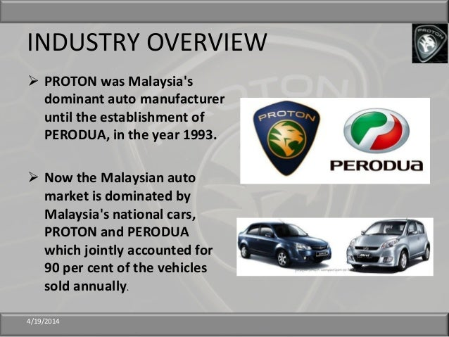 developing economies of scale for malaysias proton holdings