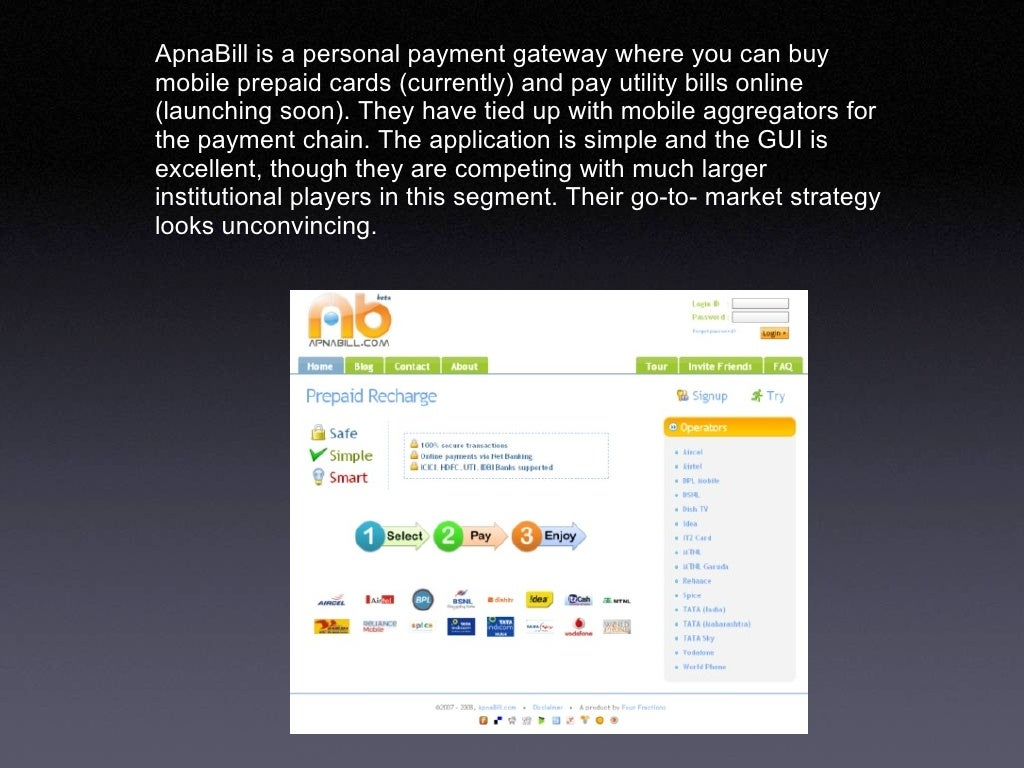 Apnabill Is A Personal Payment
