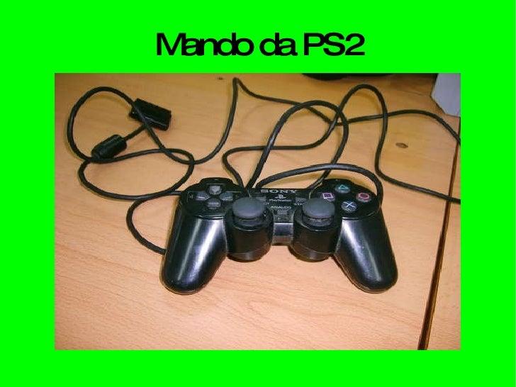 Mando da PS2