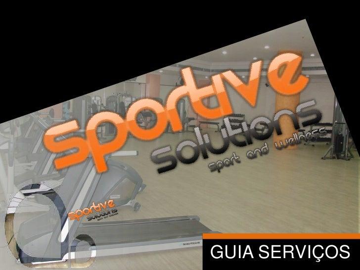 GUIA SERVIÇOS<br />