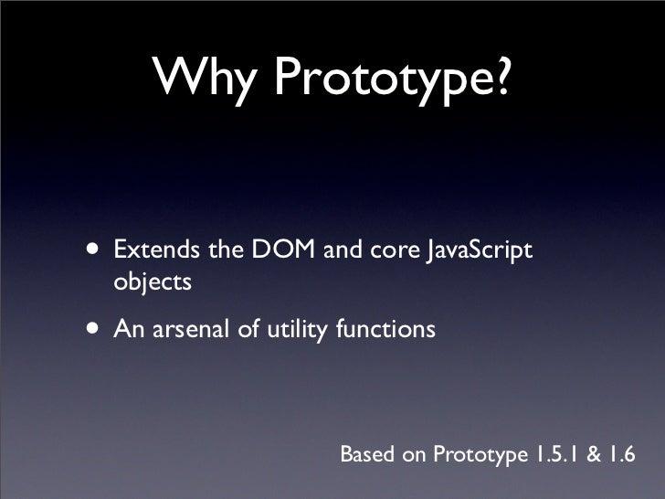 Prototype & jQuery Slide 2