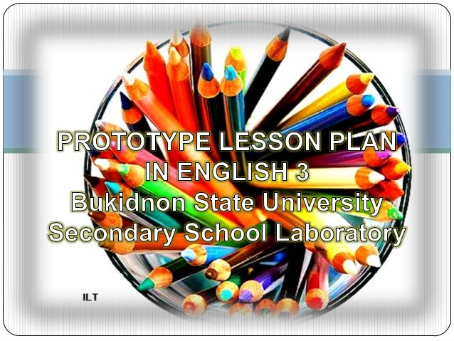 Lesson Plan in English 3                         Allusion   Objectives: At the end of the lesson, at least 75% of the     ...