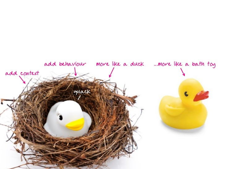 Of Prototypes, Rubber Ducks And Little Men Behind The Curtain