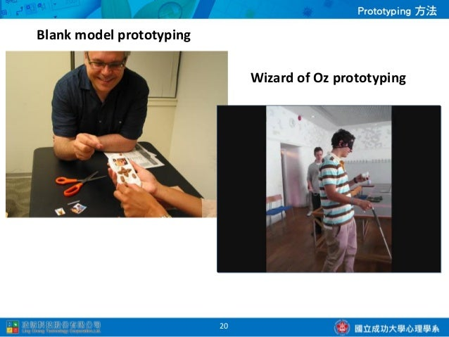 Video prototyping                                     Code prototyping                         http://www.flickr.com/photo...