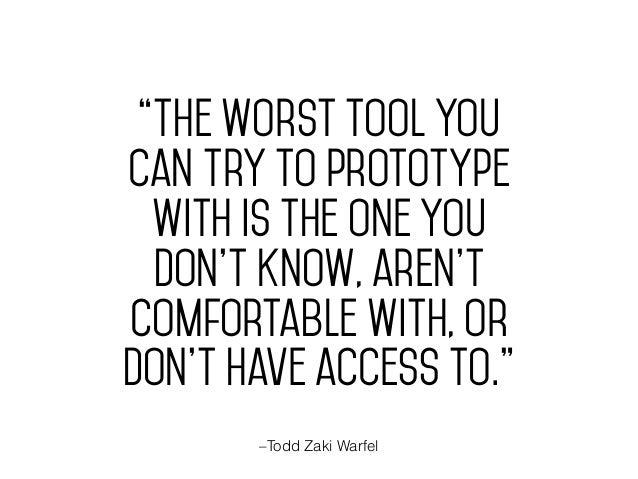 Intro to Prototyping