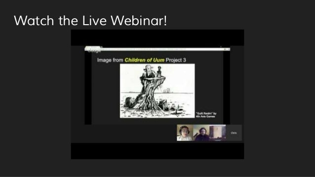 Watch the Live Webinar!