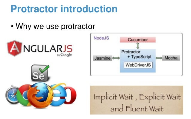 DN Scrum Breakfast] Protractor: E2E Testing for AngularJS