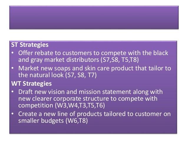 estee lauder grand strategy matrix Cpm – competitive profile matrix estee lauder proctor & gamble l'oreal group   grand strategy matrix rapid market growth quadrant 2 quadrant 1 estee.