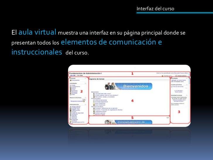Propuesta aulavirtual Slide 3