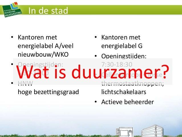 Greenlease voor duurzame stad Slide 3