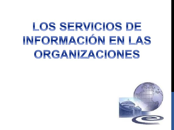 La información es un importante recurso para los individuos (como ciudadanos y como actores sociales y productivos), que s...