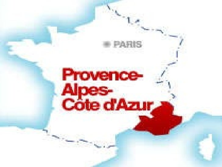<ul>Provence, Alpes , Cote  d'Azur   </ul>