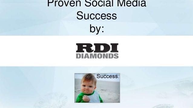 Proven Social Media Success by:
