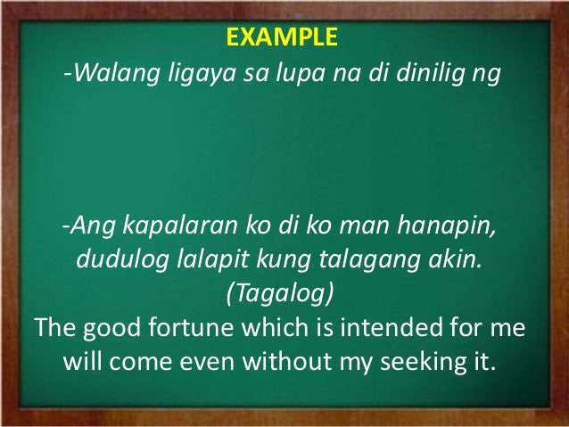 damiana eugenio proverbs essay Philippine folk literature has 61 ratings and 2 reviews philippine folk literature:  the proverbs is volume vi of the author's eight-volume philippine fo.