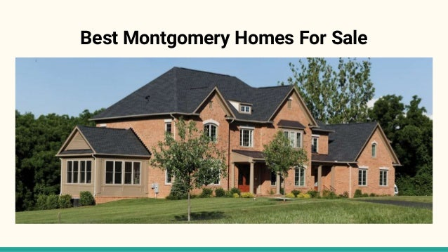 Provide best homes for sale in montgomery al Home builders in montgomery al