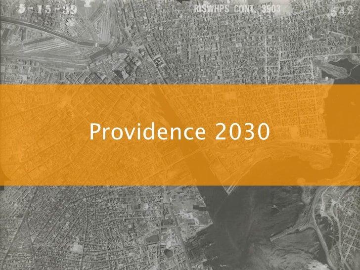 Providence 2030