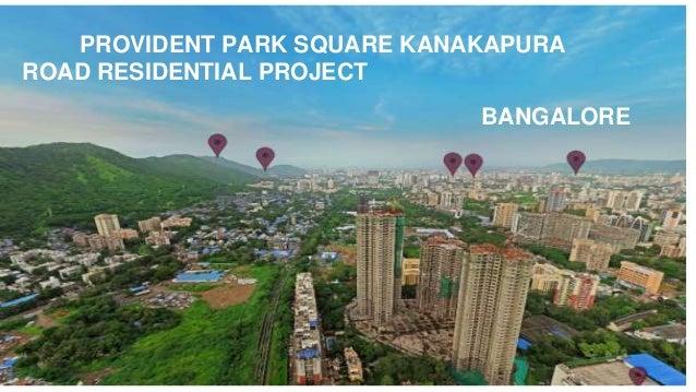 Provident park square homes in Bangalore on windsor homes, montebello homes, primrose homes,