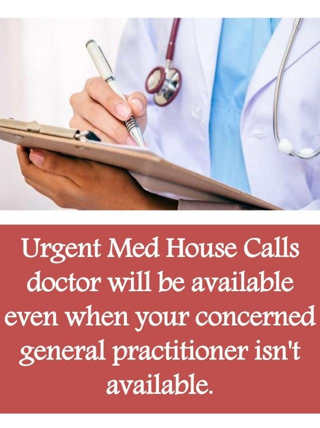 Provide Urgent Care Call Bay Area