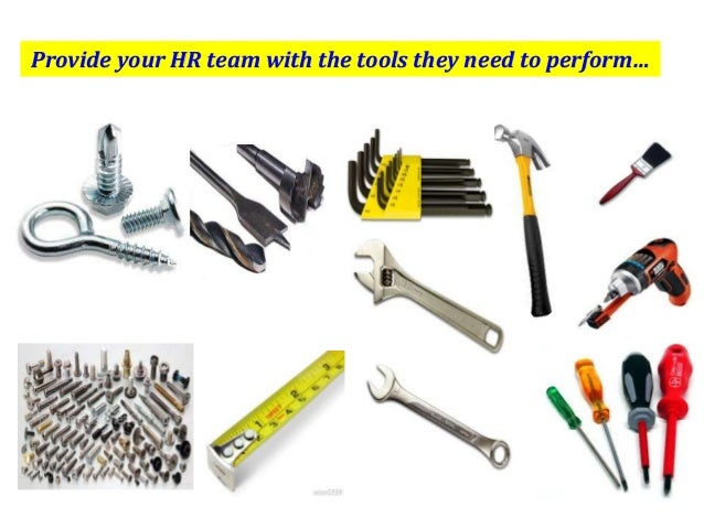 Provide your HR team with the tools they need to perform…