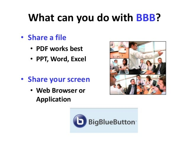 Quick Overview for Providing Online Classes with BigBlueButton -pdf 9… - 웹