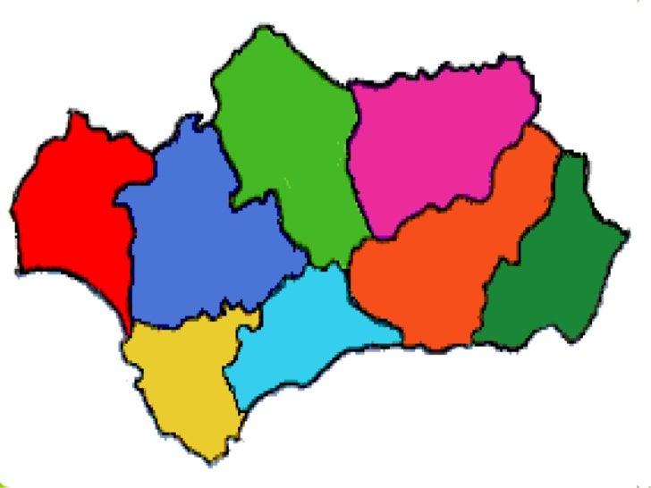 Provincias de Andaluca