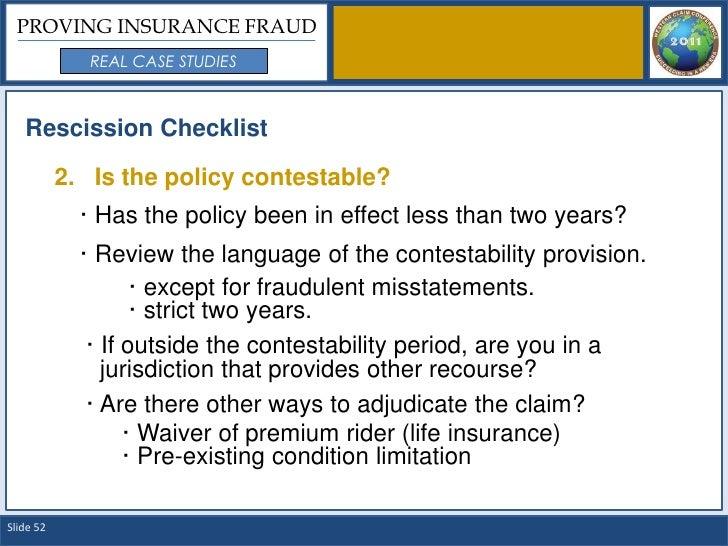 fraud case studies