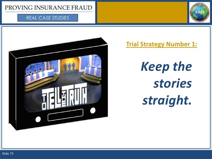 Insurance Fraud - Definition, Examples, Cases, Processes