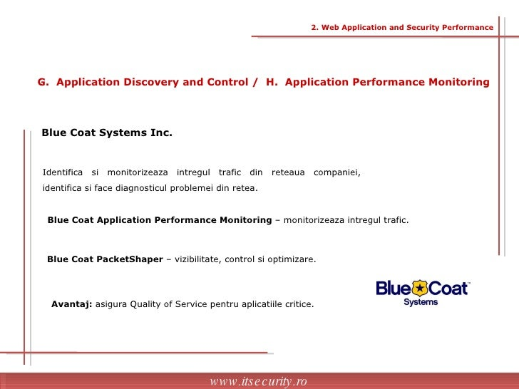 blue coat web application control