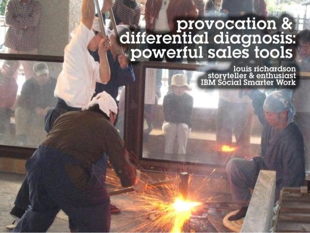 * $1  I' ' , . I  provocation 8:  differential diagnosis:   xpovqerful salesjtools  . = » T louis richardson '   -' ' stor...