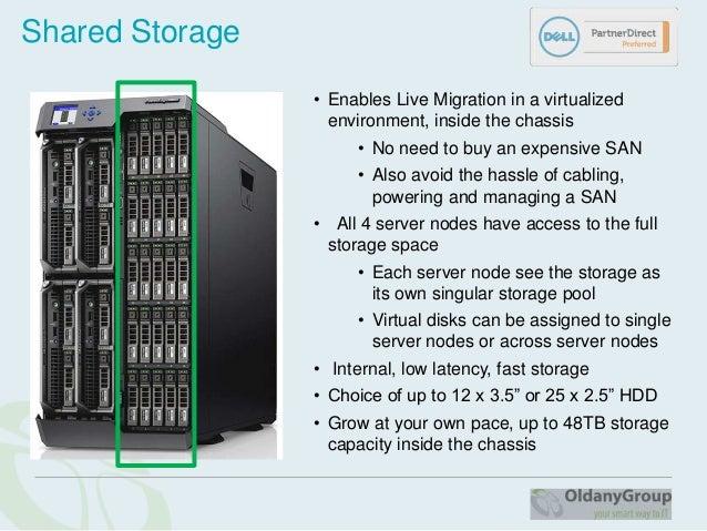 Webin 225 ř Provozujte Datacentrum V Kancel 225 ři Dell Vrtx