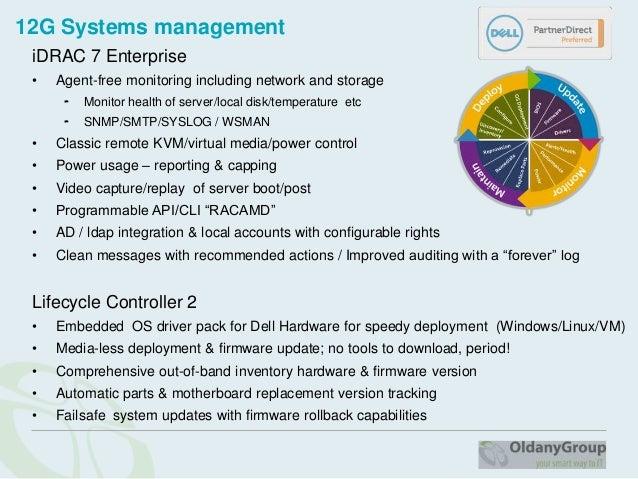 Webinář: Provozujte datacentrum v kanceláři (Dell VRTX