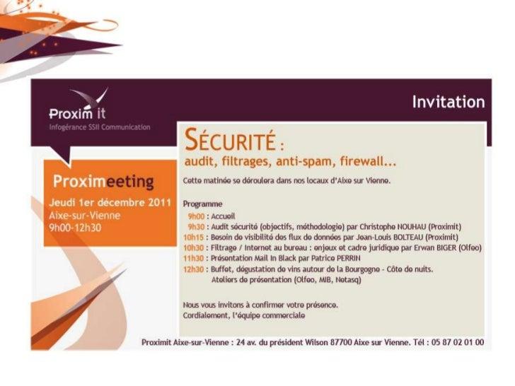 Audit sécurité Sommaire La gestion de la sécurité vue par un standard e-SCM de  Sourcing Gestion des risques – Définitio...