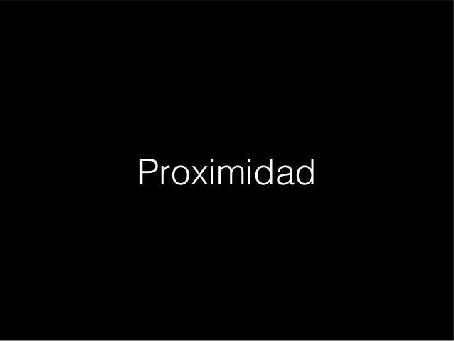 Proximidad