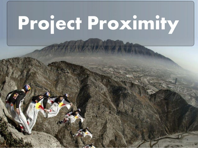 Project Proximity