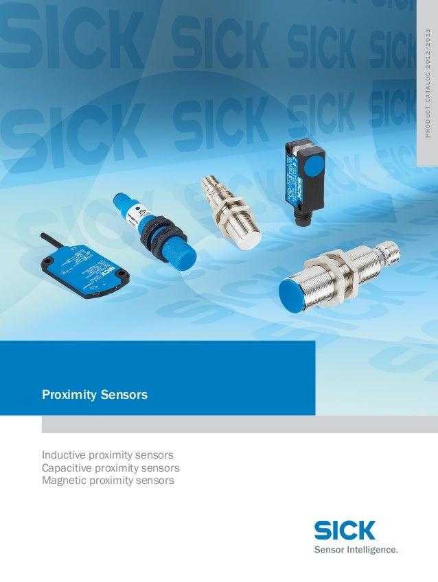 Sick Proximity Sensors