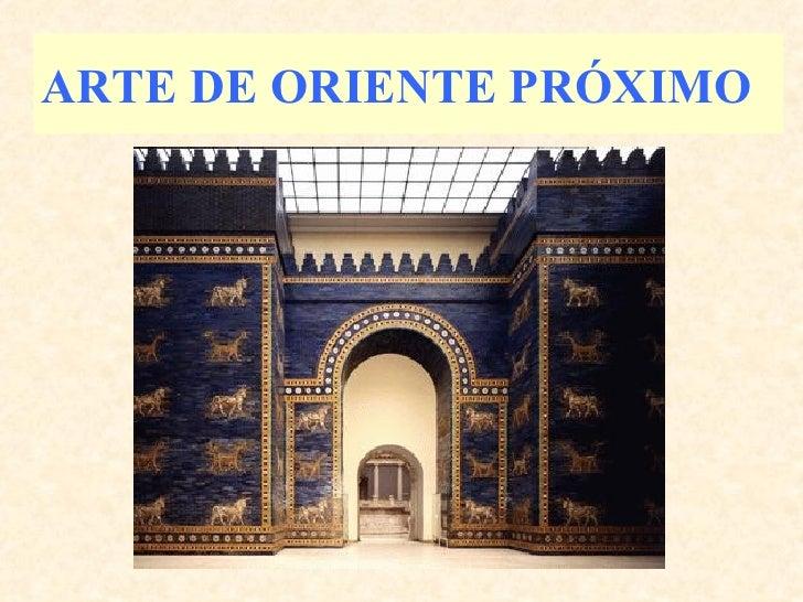 Proximo oriente arte for Correo postal mas cercano