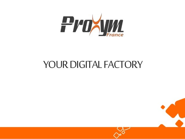 YOUR DIGITAL FACTORY