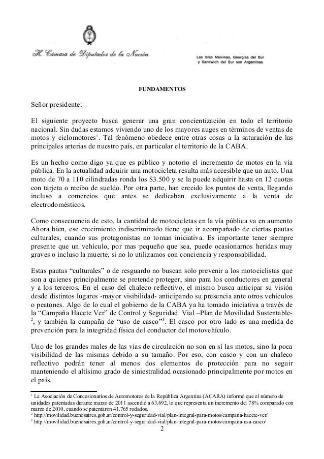 Proyecto de ley tema casco y chalecos comercio (1) Slide 2