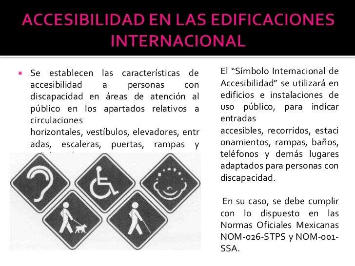 Normativa de dise o centro de convenciones for Escaleras nom 001
