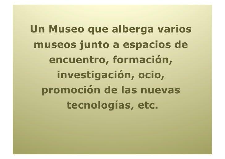 Proyección Social - Javier Medina