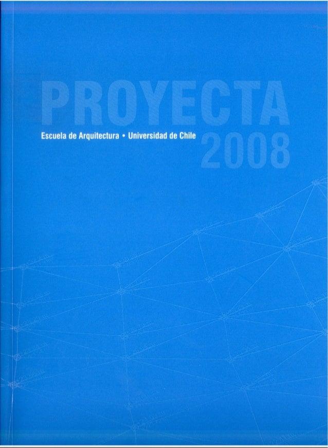 Proyecta 2008
