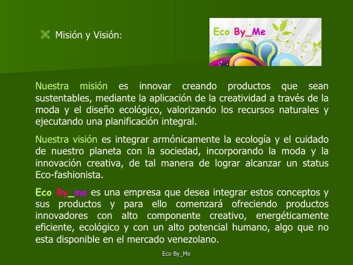 Proyecto ecologico by me - Luz de vida productos ecologicos ...