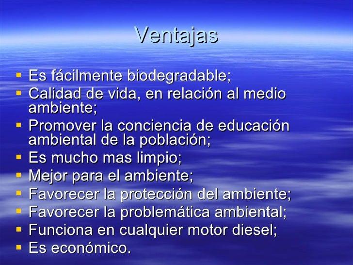 Proyecto de biodiesel. Slide 2