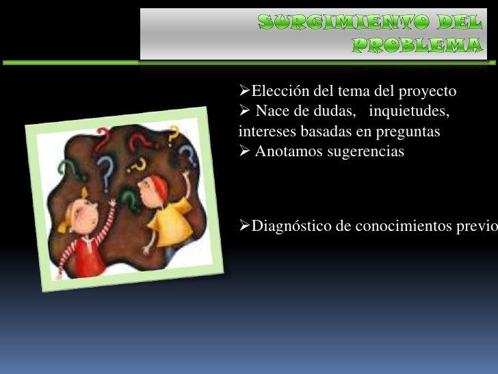 BENEFICIOS  DEL  <br />PROYECTO  DE  AULA<br /><ul><li>Desarrollan determinados conocimientos, destrezas y actitudes