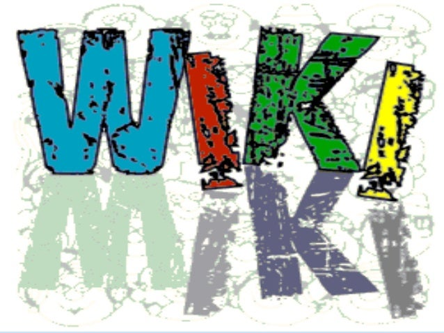 Se le llama Wiki a las páginas Web con enlaces, imágenes y cualquier tipo de contenido que puede ser visitada y editada po...
