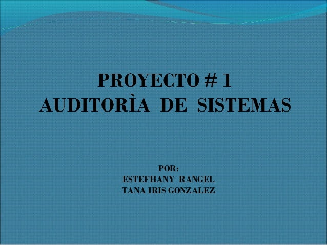 POR:ESTEFHANY RANGELTANA IRIS GONZALEZ