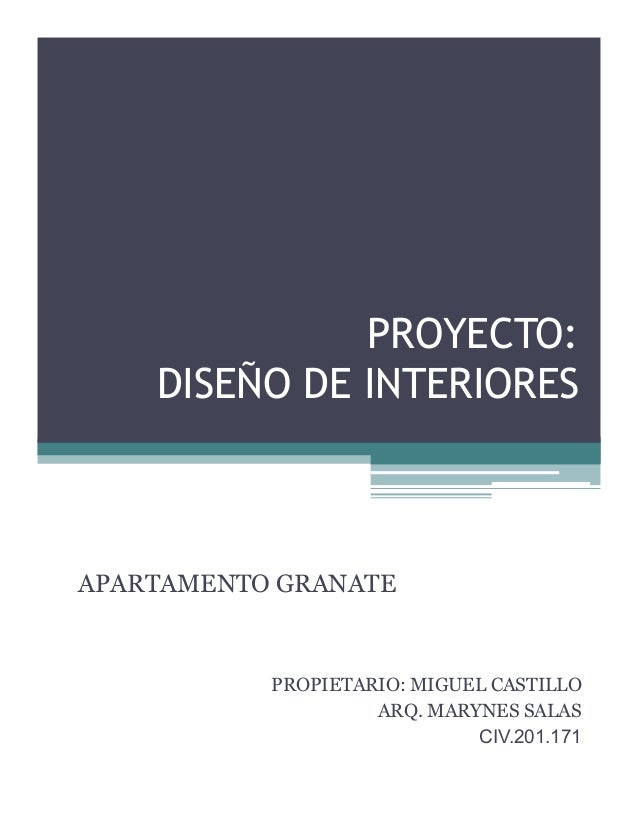 Dise o de interiores apartamento estudio for Disenos de apartamentos