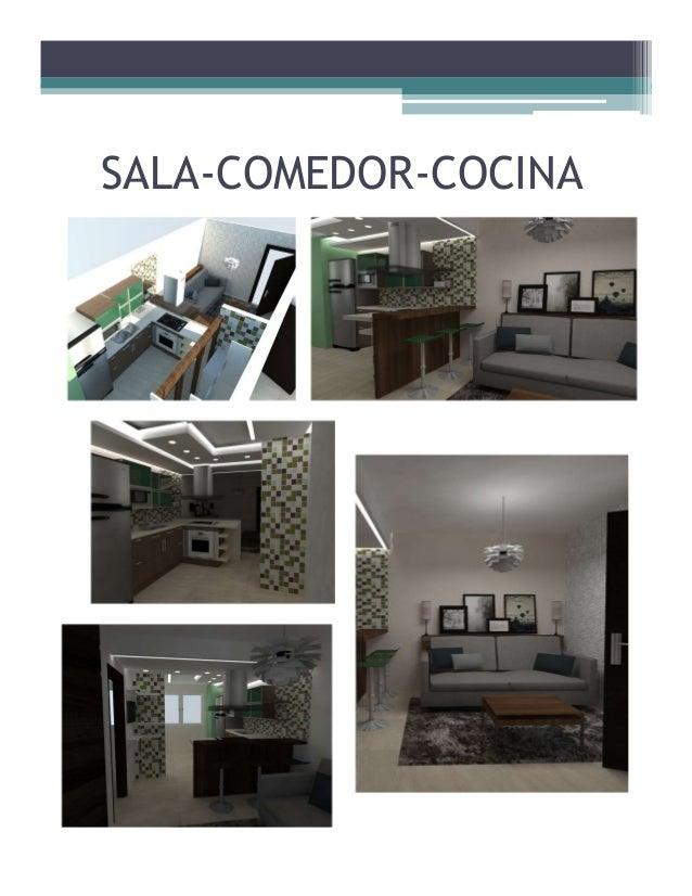 Diseño de Interiores Apartamento Estudio